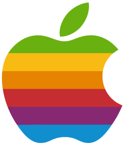 The Apple Logo In First Printed Matters
